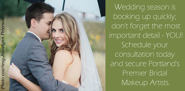 Portland's Premier Bridal Makeup Artists
